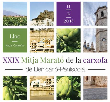 XXIX Mitja Marató de la Carxofa de Benicarló- Peníscola