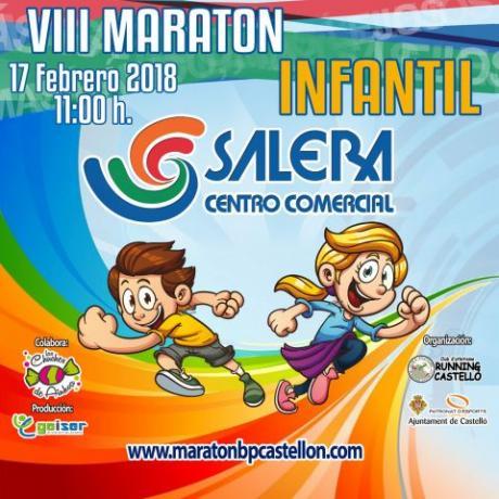 Maraton Infantil Ciudad de Castellón