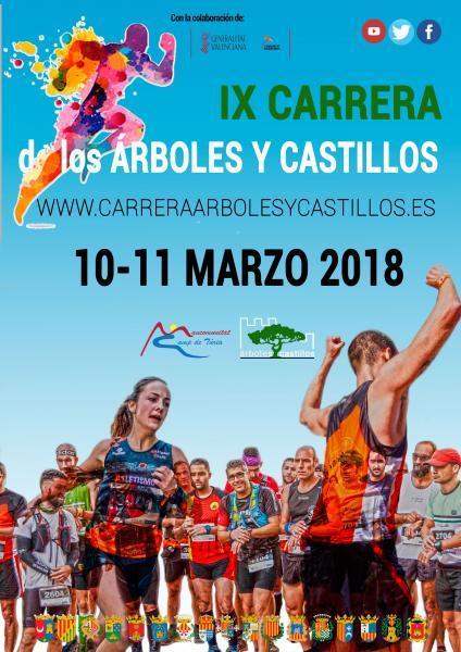IX CARRERA DE ÁRBOLES Y CASTILLOS
