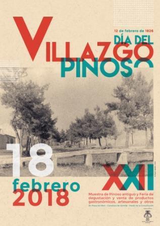 XXII Día del Villazgo en Pinoso 2018