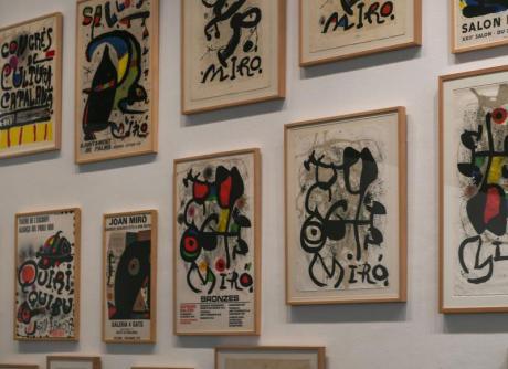 El mai vist de Miró, en l'IVAM