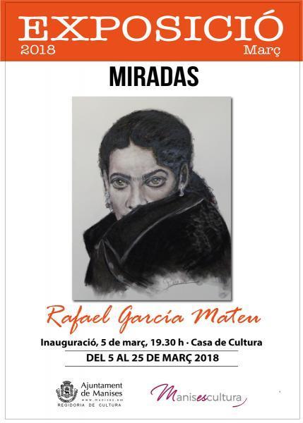 """Exposicion: """"Miradas"""""""