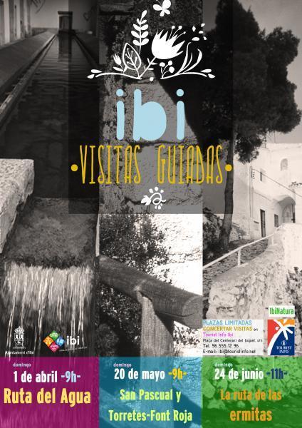Visitas Guiadas Turismo-Ibi 2018