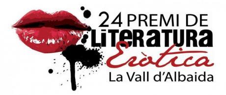 24 Premi de Literatura Eròtica La Vall d'Albaida