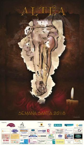 Semana Santa en Altea 2018