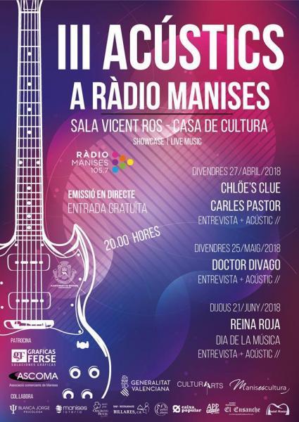 III Acústicos Radio Manises