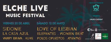 Elche Life Music Festival