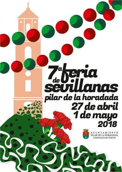 VII Feria de Sevillanas 2018 en Pilar de la Horadada