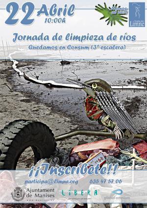Jornada de Limpieza de Rios