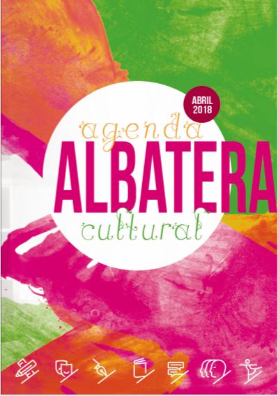 PROGRAMA DE ACTOS ABRIL 2018 ALBATERA