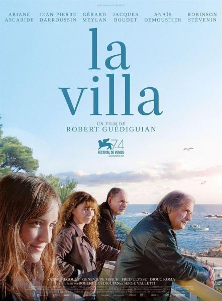 Cine: La villa (La casa junto al mar)