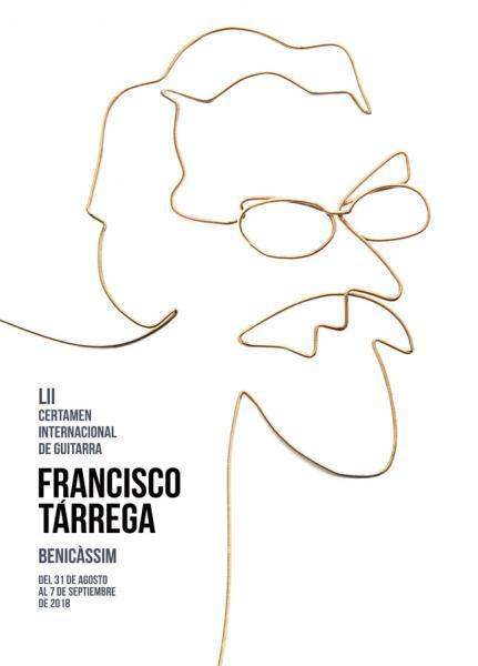 Certamen Internacional de Guitarra Francisco Tárrega 2018