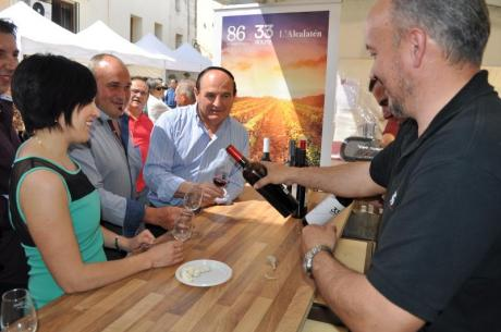 Discovering 'Les Useres', the village of wine