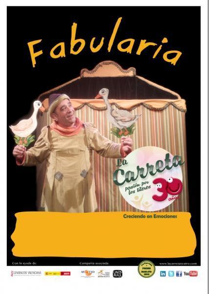 """Fabularia""- Teatro Infanti"