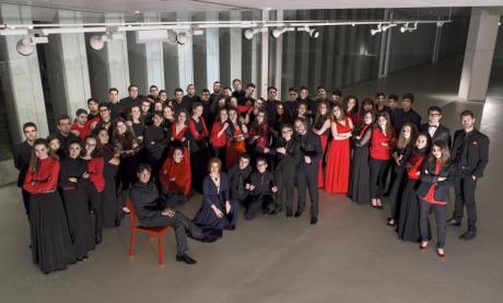 Orquesta de Jóvenes de la Provincia de Alicante (OJPA) bajo la dirección de Francisco Maestre
