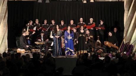 Capella de Ministrers lleva 'La Ruta de la Seda' a los Teatros del Canal de Madrid en un concierto