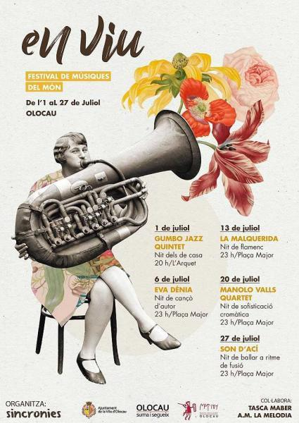 Festival De Músiques Del Món En Olocau