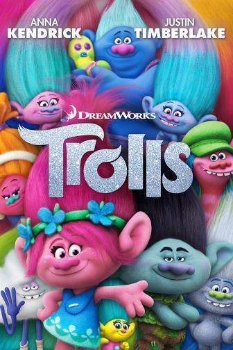"Cinema a la fresca: ""Trolls"""