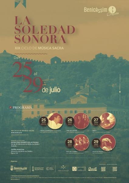 Música sacra: La Soledad Sonora