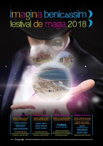 Festival de Magia Imagina Benicàssim 2018