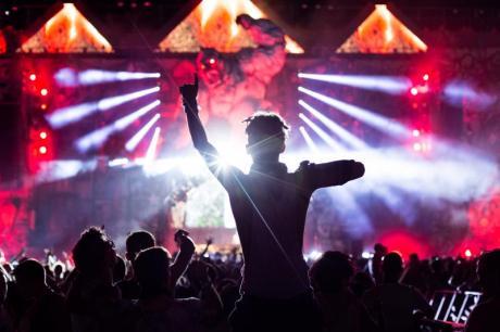 Feiern Sie beim Medusa Sunbeach Festival in Cullera