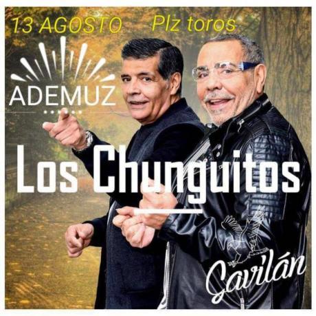 Gran concierto de Los Chunguitos
