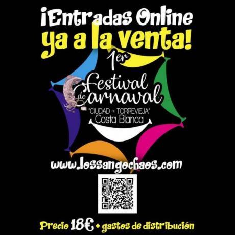 I FESTIVAL CARNAVAL CIUDAD DE TORREVIEJA