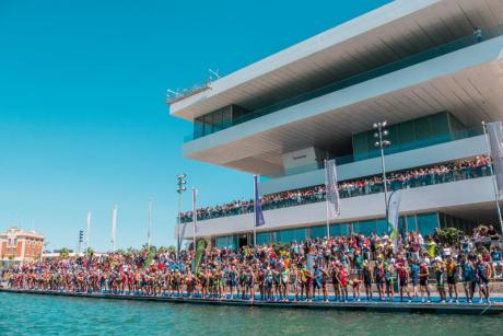 Mediterránea Triatlón: estiu esportiu en la Comunitat Valenciana