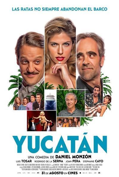 """Cinema """"Yucatán"""""""