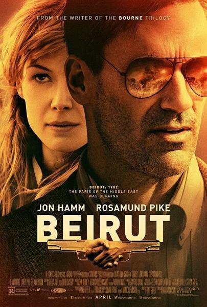 Cine: Beirut (El rehén)