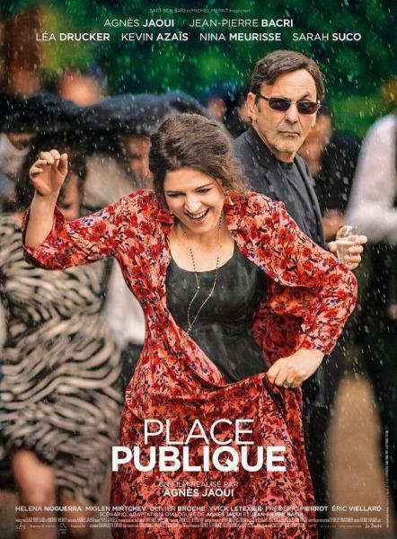 Cine: Place publique (Llenos de vida)