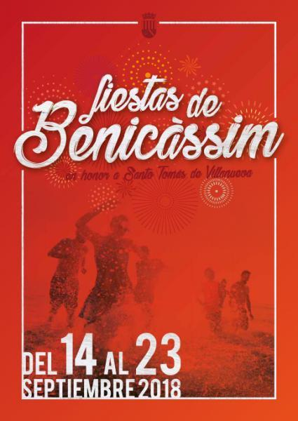 Fiestas de Santo Tomás de Villanueva de Benicàssim 2018