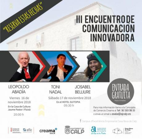 III Encuentro de Comunicación Innovadora