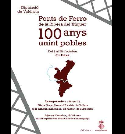 EXPOSICIÓN PONTS DE FERRO