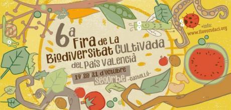 6ª Feria de la Biodiversidad cultivada del País Valenciano