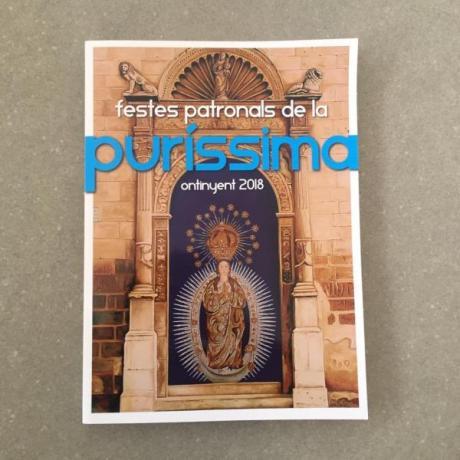 FESTES PATRONALS DE LA PURÍSSIMA