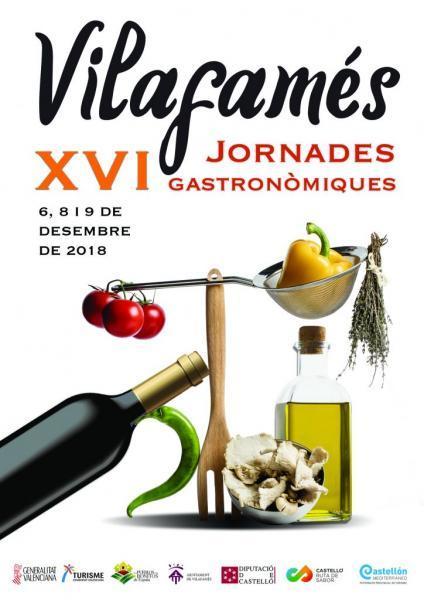 XVI Jornades Gastronòmiques de Vilafamés