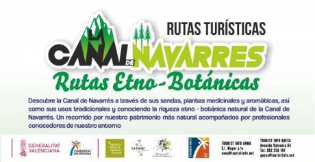 Ruta Etno-botánica Abrullador y Playa Salvaje en Chella