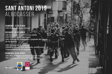 SANT ANTONI 2019
