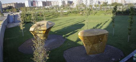 Descobrint el nou Parc Central de València