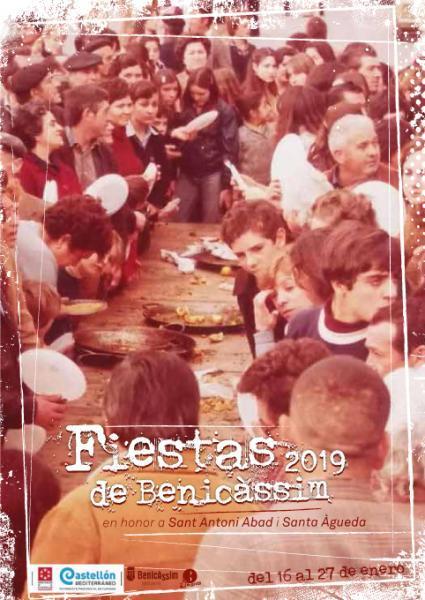 Programa de Fiestas de Sant Antoni y Santa Àgueda 2019