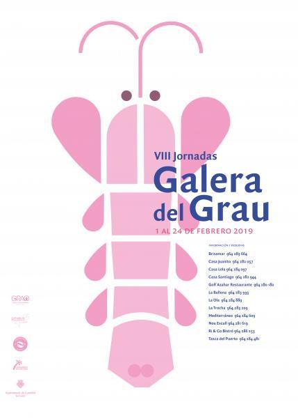 VIII JORNADAS GALERA DEL GRAU