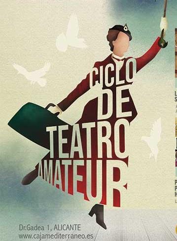 Campaña de Teatro Amateur del Mediterráneo Alicante 2019