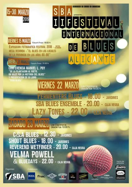 II Festival Internacional de Blues