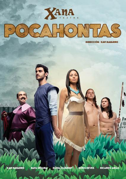 Pocahontas Teatro Infantil