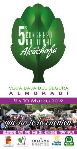 V CONGRESO NACIONAL DE LA ALCACHOFA