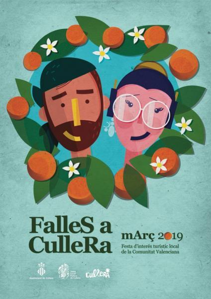 PROGRAMACIÓN FALLAS CULLERA 2019