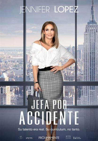 "Cinema ""Jefa por accidente"""