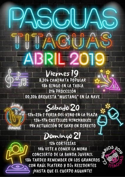 PASCUAS TITAGUAS 2019