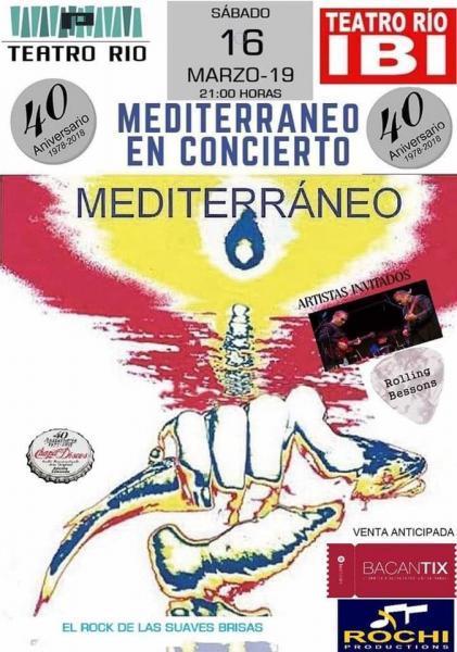 Mediterráneo en Concierto